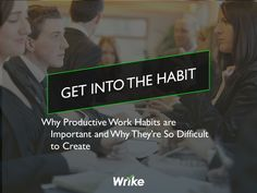 Ready to step up your game at work? Get 5 new habits to make your days better. #slideshare #ebook