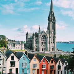 Colorful village ❤ ~ Cobh, Ireland  Photo: @emeraoshea Congrats!   FOLLOW our new brand page @living_destinations for travelling around World with us   #living_europe #cobh #igersdublin #postcardsfromtheworld  #places_wow #travelgram #travel #wu_europe #ig_ireland #kings_villages #ireland #igersireland #visitireland #ireland_gram #irelandaily #citylife #europe_gallery #europe #cityscape #cityview #loves_landscape #ig_europe #europa #super_europe #europe_vacations #traveladdict #...