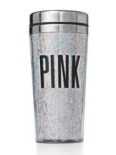 Coffee Tumbler - PINK - Victoria's Secret