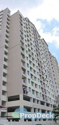 Casa Impian Apartment in Jelutong, Penang http://propdeck.com/classifieds/condo-at-casa-impian-for-sale-by-agentho--2#