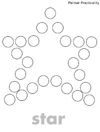 More free do a dot printables!  Here are a few more shapes for your preschooler to work on.  After completing the do a dot shape, your ...