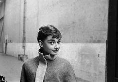 Audrey, c. 1953
