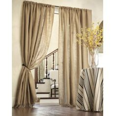 have owned these in burlap color before. So easy to take care of and look tres expensive! Thinking chocolate for the dining room....
