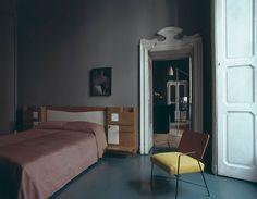 Dimore Studio Bedroom | Remodelista - Moodly Minimalism trend