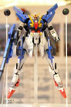 GN-026 SERIOS GUNDAM - Gundam Kits Collection News and Reviews Zeta Gundam, Cool Robots, Custom Gundam, Super Robot, Gundam Model, Mobile Suit, Godzilla, Marvel, Anime