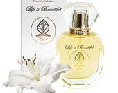 """One of the Best 10 Spicy Fragrances for Women in 2015 by """"Top 10 For Everything""""; Épicé by Florencia Perfume for Women; Florencia Collection Life is Beautiful; Spicy Woody Floral Eminence of Feminine Power & Love."""