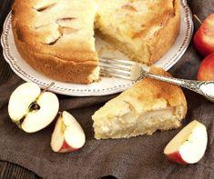 Normann almatorta Recept képpel - Mindmegette.hu - Receptek Salty Snacks, Cheesecakes, Apple Pie, Camembert Cheese, Food And Drink, Low Carb, Fondant, Sweets, Cookies