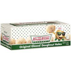 Krispy Kreme Original Glazed Doughnut Holes, 7.6 oz @ Walmart