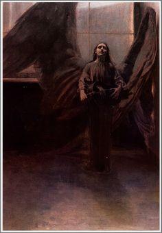 Piotr Stachiewicz (1858-1938), Mélancolie.