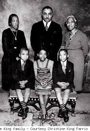 King's name was originally Michael not Martin. Martin Luther King Sr. name was Michael as well. After a trip to Germany in 1931, Michael King Sr. changed his name in homage to historic theologian Martin Luther. Martin Luther King Jr. was 2 years old when his name was changed.