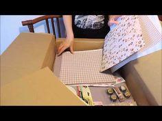 Passo a Passo Toke e Crie - Aprenda a fazer um álbum de scrapbooking com a artesã Cláudia Pavan - YouTube
