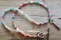 A Child's Key To Open Dreams by SweetBobblesJewelry on Etsy