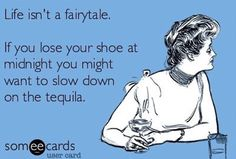 Life isnt a fairytale
