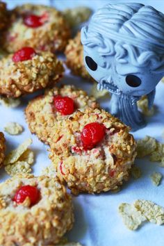 Cherry's Don't Blink - Doctor Who Recipe