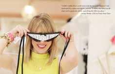 Alison Rubke of Faire Frou Frou #theeverygirl