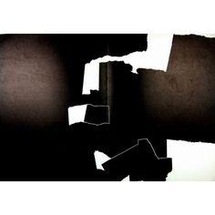 Eduardo Chillida (1924-2002) Untitled 1 c. 1961. Eduardo Chillida was a sculptor Juantegui Spanish. Born January 10, 1924. Date of Birth: January 10, 1924, San Sebastián, Spain. Date of death: August 19, 2002. Wolf Foundation Prize in the Arts