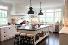 And another view of a beautiful kitchen!