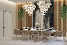A CONTEMPORARY LIVING ROOM PROJECT NAMED ECO ATRIUM featuring delightfull's lamps - see more at http://delightfull.eu/blog/2016/06/09/contemporary-living-room-project-named-eco-atrium/