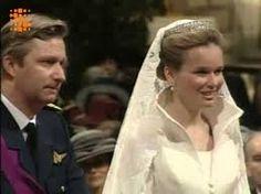 princess mathilde wedding 1999 - Buscar con Google