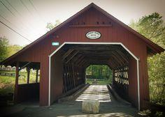 The Creamery Bridge - Brattleboro, Vermont