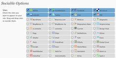 Top Social Bookmarking Plugins For Wordpress Social Networks, Social Media, Social Bookmarking, Wordpress Plugins, Web Development, Tricks, Encouragement, Web Design, Politics