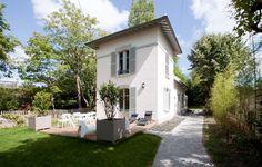 MAISON – LE VESINET   FELD ARCHITECTURE l Architectes à Paris 75007  