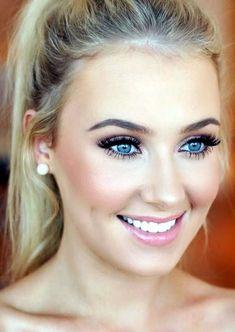 hooded-eye-makeup-tips-and-tutorial-12 #weddingmakeup