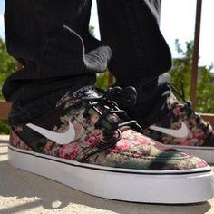 Nike Sb Janoski Floral Cheap