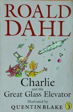 Apologies for any inconvenience caused. Occasionally they take longer than this. Glass Elevator, Quentin Blake, Roald Dahl, Chapter Books, Fiction Books, Paperback Books, Amp, Free, Ebay