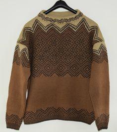 Peer Gynt 1459 S Haugseter | Stoff & strikk Men Sweater, Pullover, Sweaters, Fashion, Threading, Moda, Fashion Styles, Men's Knits, Sweater