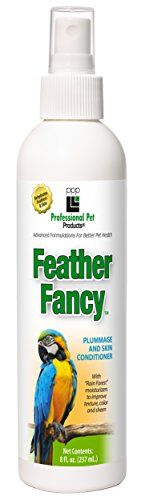 Professional Pet Products PPP Feather Fancy Spray 8 oz >>> Read more at the affiliate link Amazon.com on image.