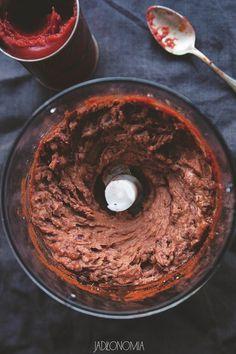 Kryzysowa pasta z czerwonej fasoli » Jadłonomia · wegańskie przepisy nie tylko dla wegan