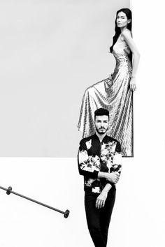 ALOOF-44  Fotografo Julian David Rincon Producción Ankara Models  (Abrahan Mayorga) Modelo Diana Marcela Mora Isaza  & Fabiano Sabaniithi  Style Arial 12 / Hadassa  Joyas y moda Make Up Mauricio Villareal