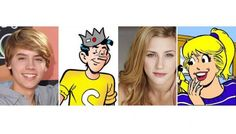 Archie Comics Riverdale CW Pilot Cast Revealed