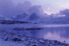 Skarstad, Fjorde, Spiegelbilder, Fjord