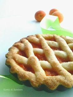 Giochi di Zucchero: Crostatine all'Albicocca di Jamie Oliver