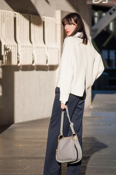 What a girl wants #chloé #streetsyle #womenswear #ootd #outfitoftheday