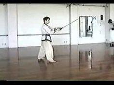 Korean Martial Art Sword Form - JeDogGeom