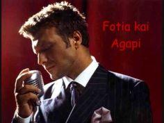 Fotia kai Agapi - Giannis Ploutarxos (+spellista)