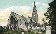 Christ Church, Denton