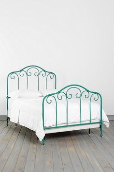 Plum & Bow Marley Bed Frame I Urban Outfitters