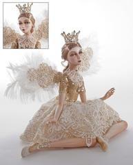 """White Christmas coleção real de Katherine Coleção 32 """"Royal fada Boneca de assento navio livre"""