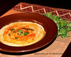 Creamy Cauliflower Soup with Coconut Oil & Cayenne