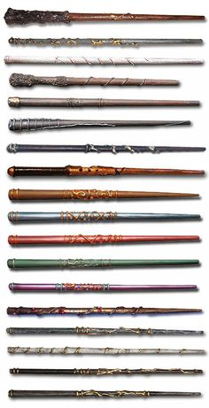 Harris Family Journals: Make your own Harry Potter wand!