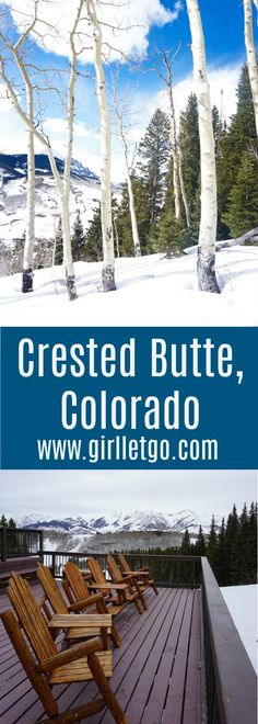 Traveling to Crested Butte? Read on to find out about our experiences traveling in our Truck Camper.
