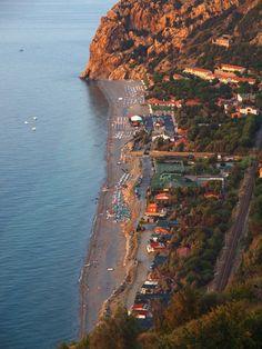 Capo Calava, Messina Sicily Italy