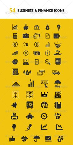 Fresh Business & Finance Icons Set | Buy and Download: http://graphicriver.net/item/fresh-business-finance-icons-set/7648544?WT.ac=category_thumb&WT.z_author=james4design&ref=ksioks