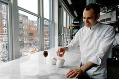 The Pairings Are Proustian on Dominique Ansel's New Tasting Menu