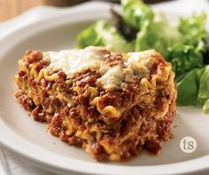 A family-friendly freezer meal recipe for lasagna that you can just toss in your slow cooker when you are ready to enjoy it. By Tastefully Simple Slow Cooker Recipes, Crockpot Recipes, Cooking Recipes, Freezer Meals, Easy Meals, Tastefully Simple Recipes, How To Make Lasagna, Slow Cooker Lasagna, Recipe Search
