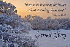 12 Days of Christmas Devotions (Day 9): Eternal Glory